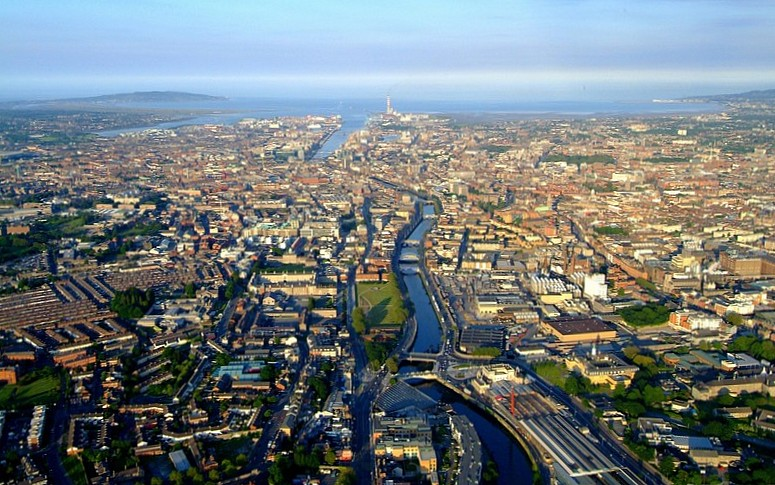 Dublin Bay Liffey