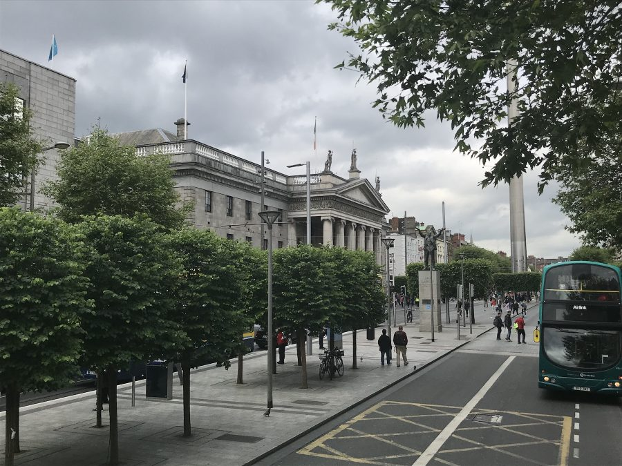 The Intern's Guide to a Summer in Dublin, Ireland